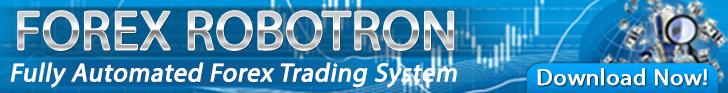 Forex Robotron Banner