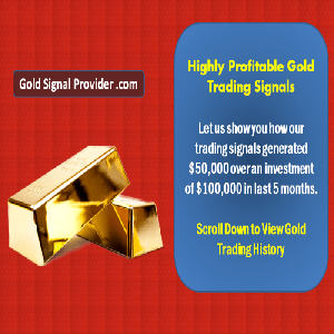 Gold Signal Provider