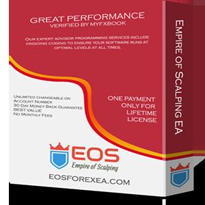 EOS Forex EA