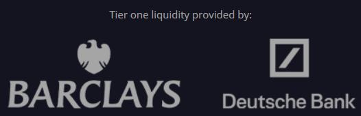 EagleFX Liquidity Providers (LPs)