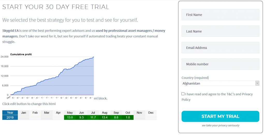iForexRobot Free Trial Forex Robot