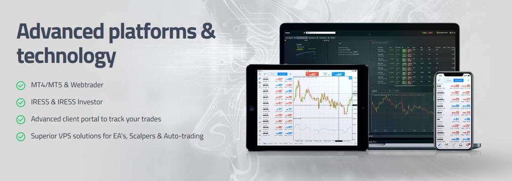 FP Markets - Trading Platforms