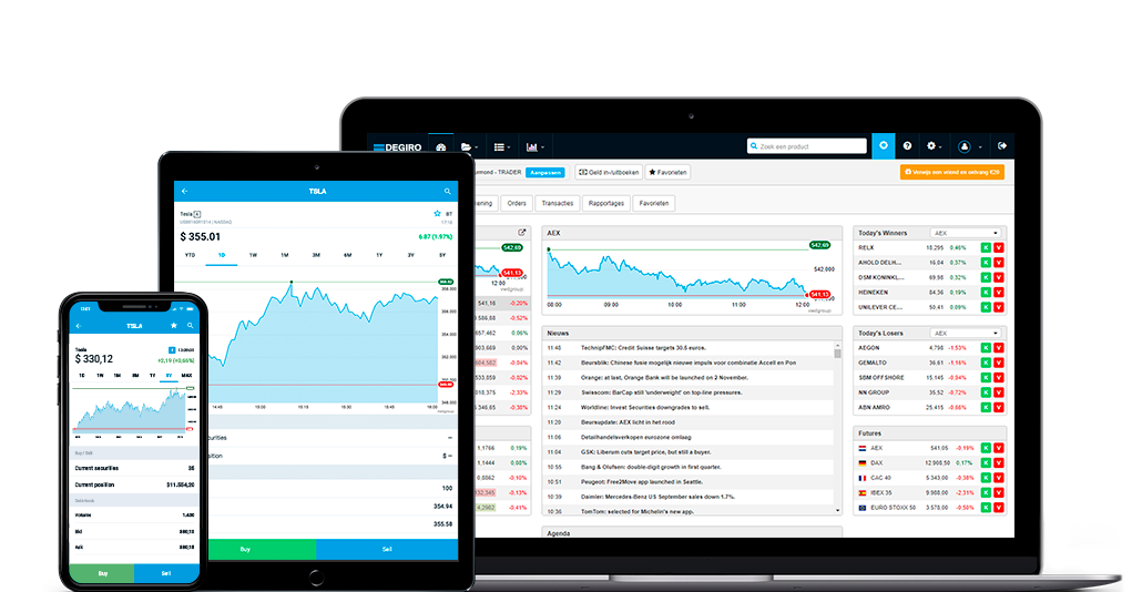 Degiro Review - Trading Platforms