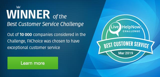 FXChoice Review - Award Winning Customer Service