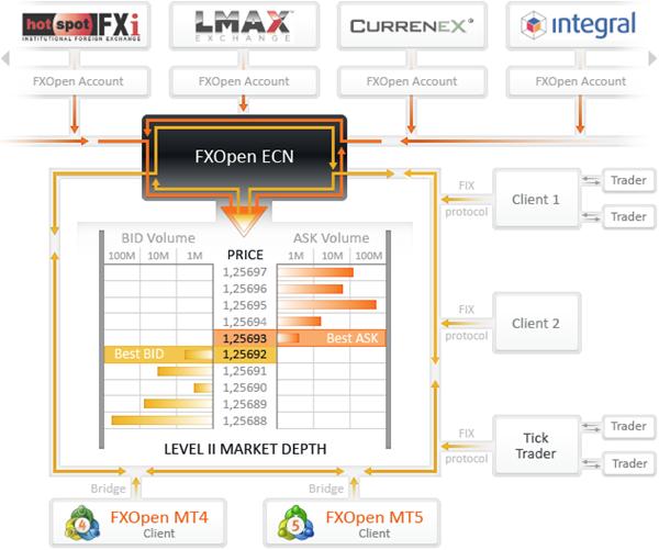 FXOpen Review - ECN Model Overview