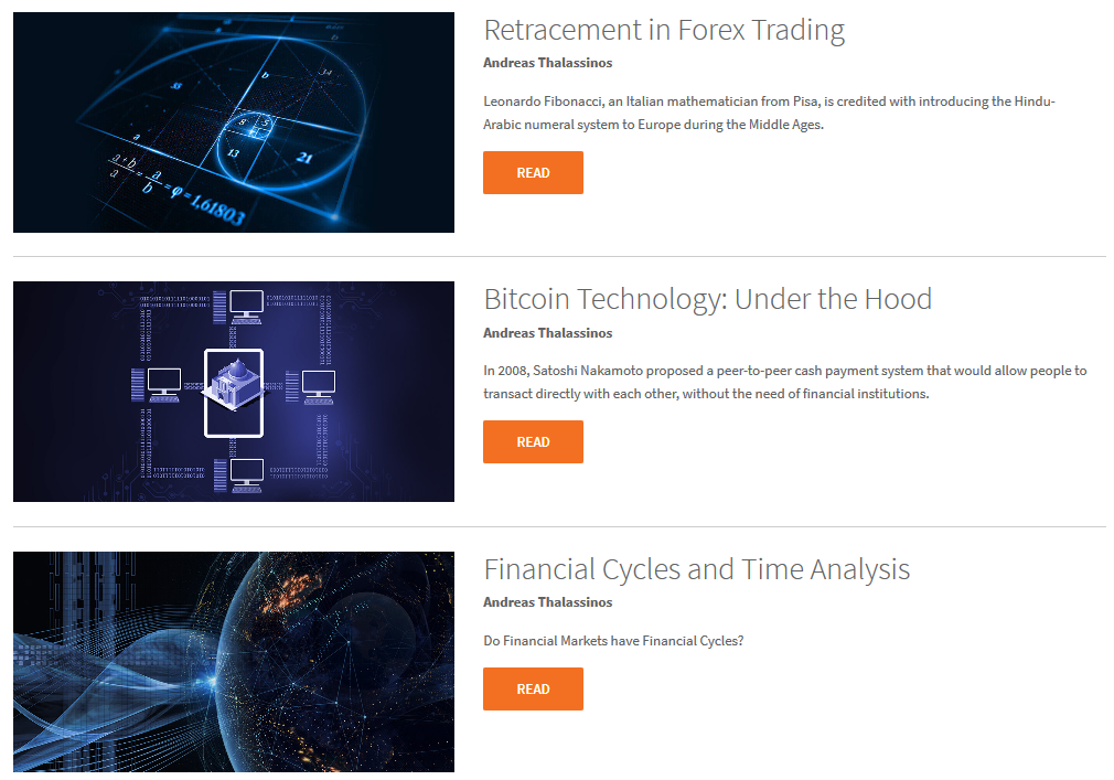 FXTM Review - Articles & Tutorials
