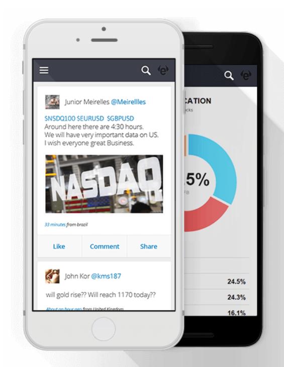 eToro Review - Mobile Trading App