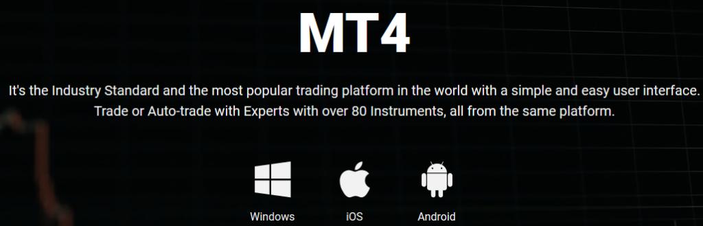 4xCube Review - MT4 Platforms