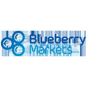 Blueberry Markets Logo