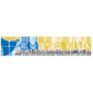 CM Trading Logo