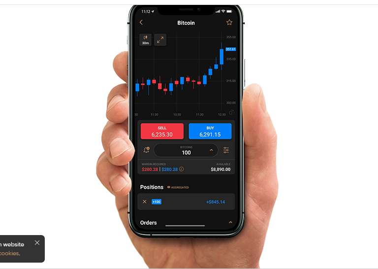 Capital.com Review Mobile Trading App