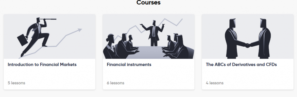 Capital.com Review Learn to Trade Courses