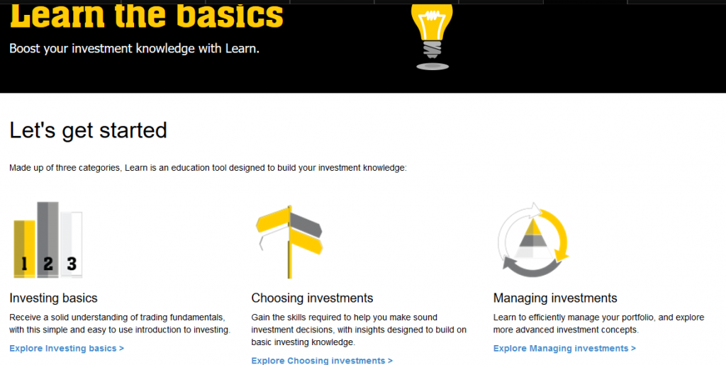 CommSec Review - Learn the Basics