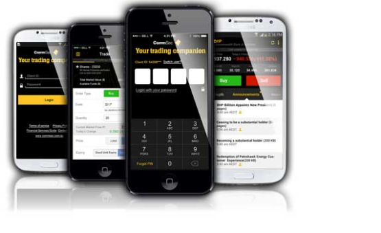 CommSec Review - Mobile Trading Application