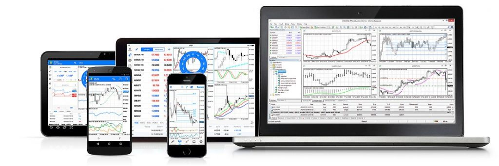 CryptoRocket Review - MT4 Platforms