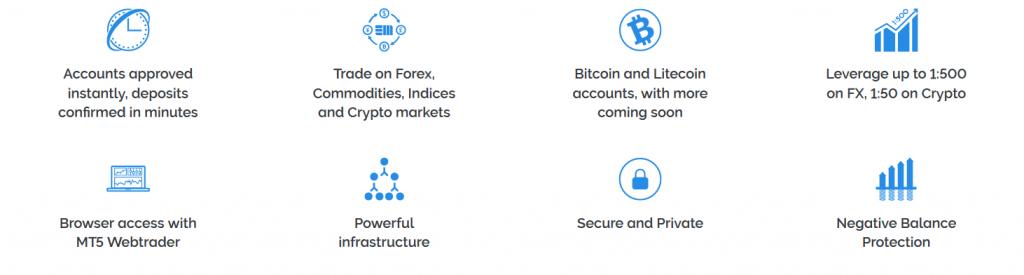 Evolve Markets Review - Broker Features
