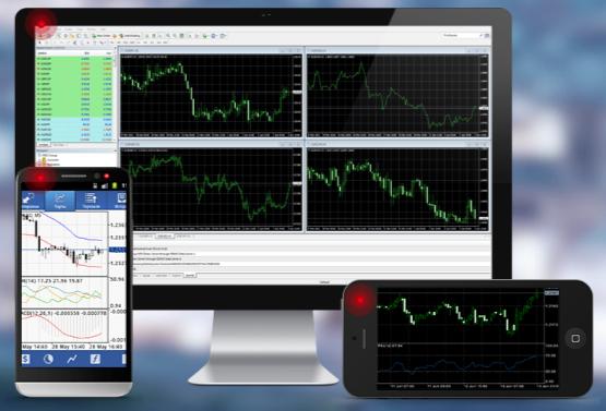 FIBO Group Review - MT4 Trading Platform
