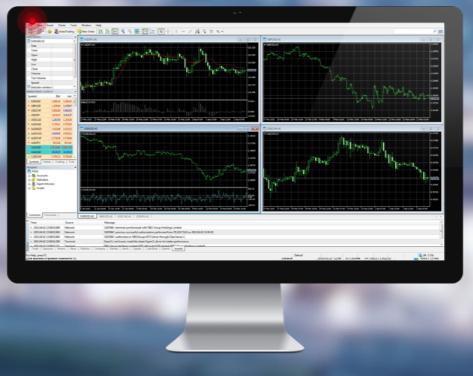 FIBO Group Review - MT5 Trading Platform