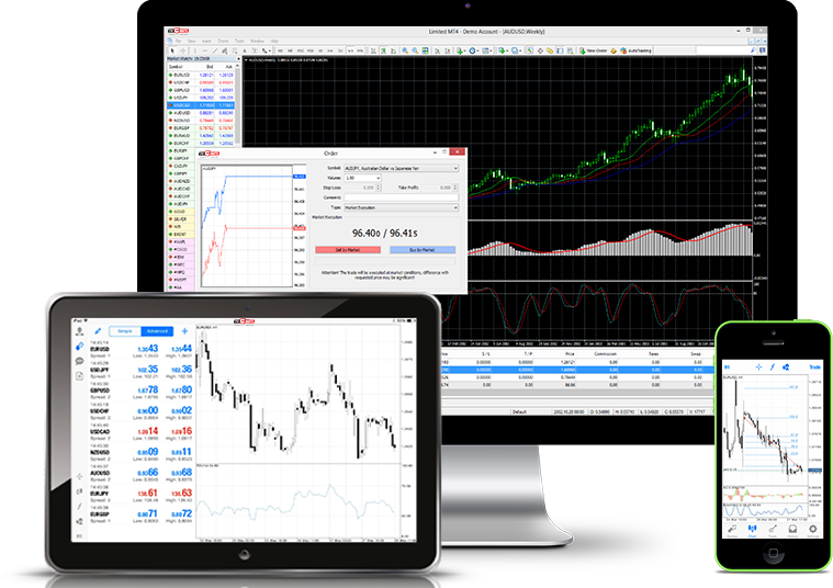 FXGiants Review - Trading Platforms