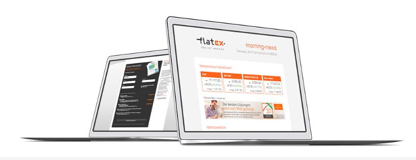 Flatex Review - Flatex Morning News