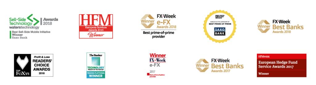 Saxo Markets Review - Broker Awards