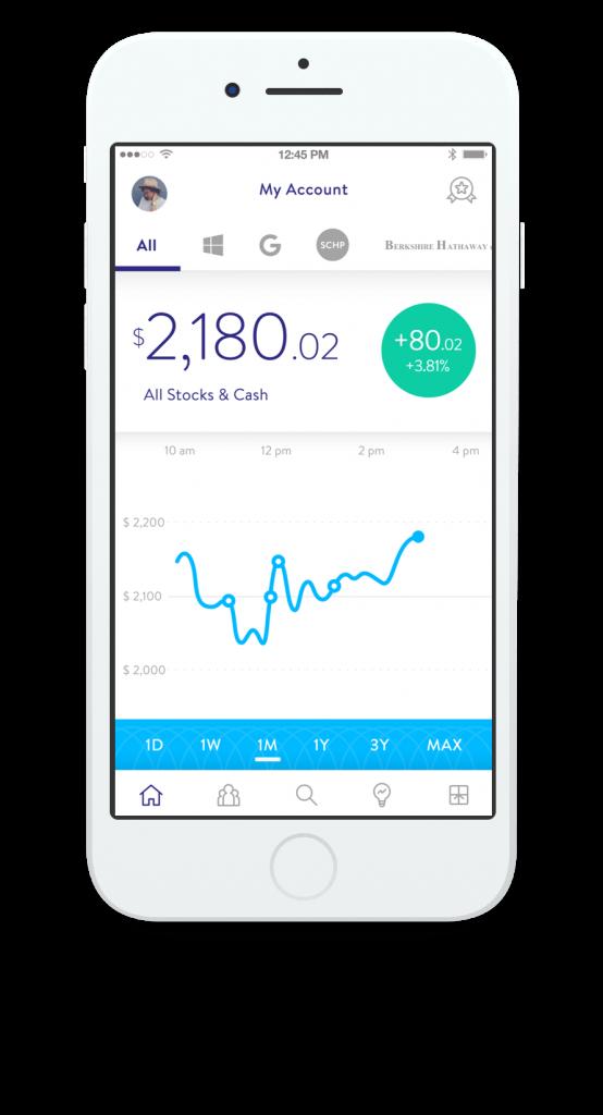 Stockpile Review - Trading App