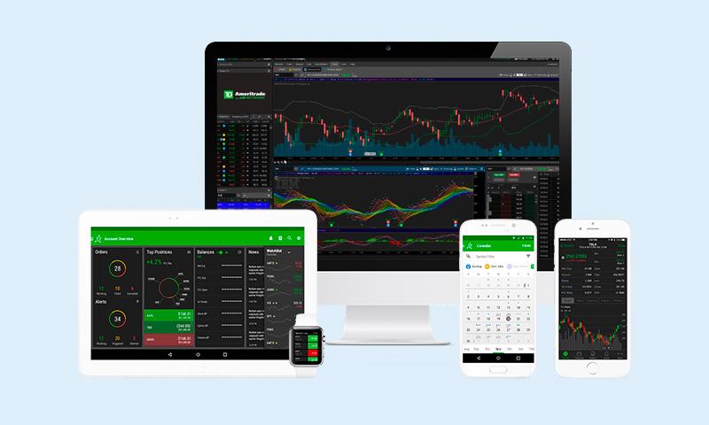 TD Ameritrade Review - Trading Platforms