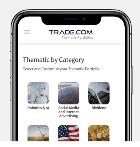 Trade.com Review - Thematic Portfolios