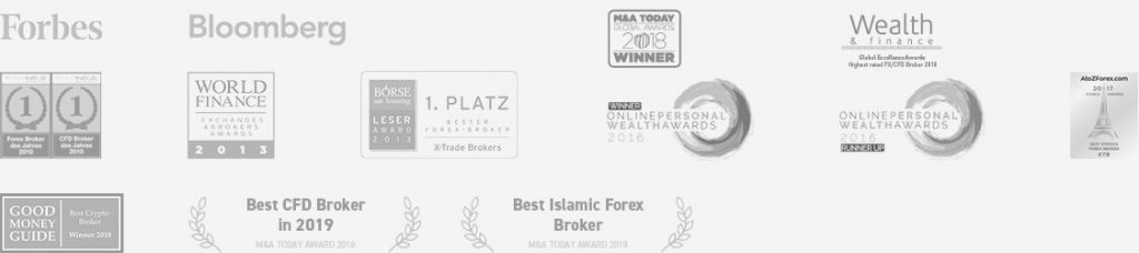 XTB Review - Awards & Accolades