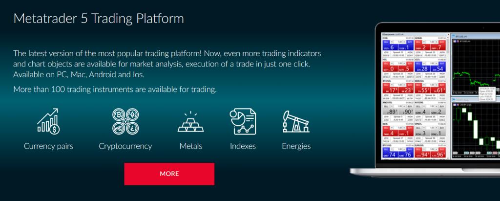 Arum Capital Review - MetaTrader 5 Trading Platform