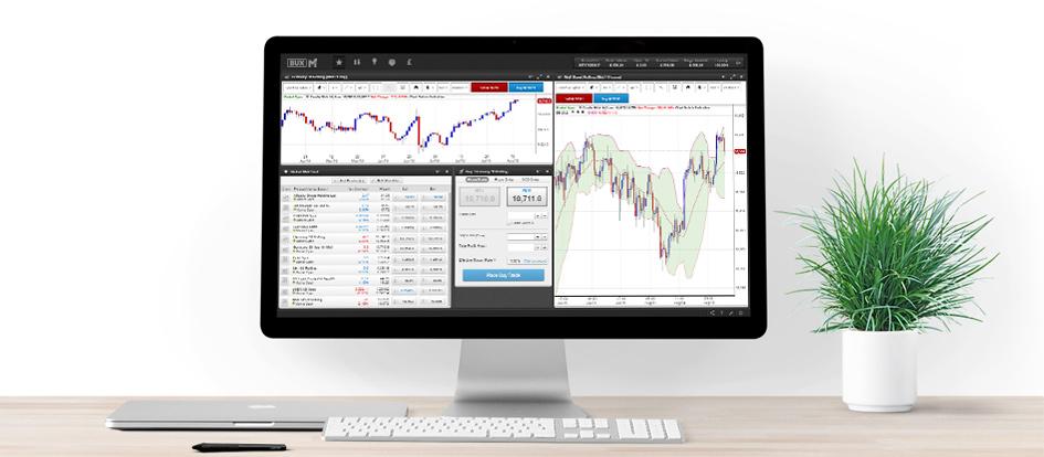 BUX Markets Review - Trading Platform