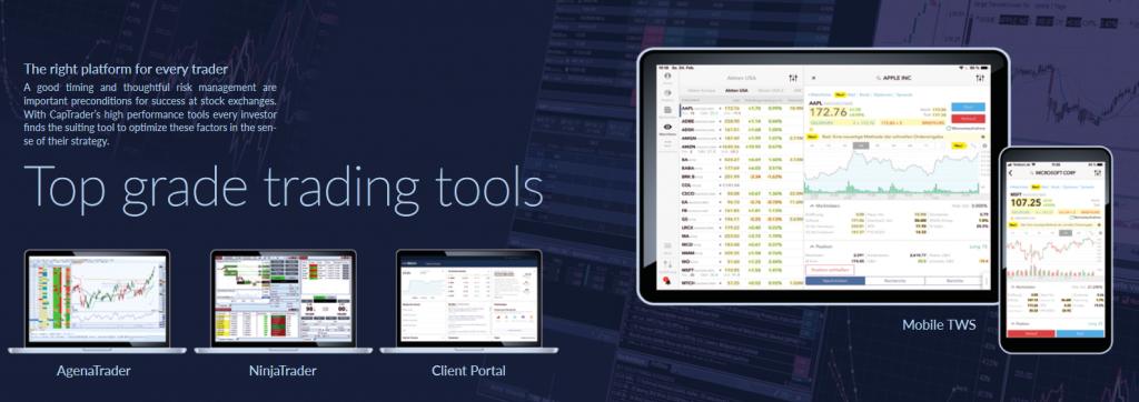 CapTrader Review - Trading Platforms
