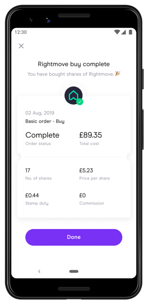 Freetrade Review - Buying Shares Online
