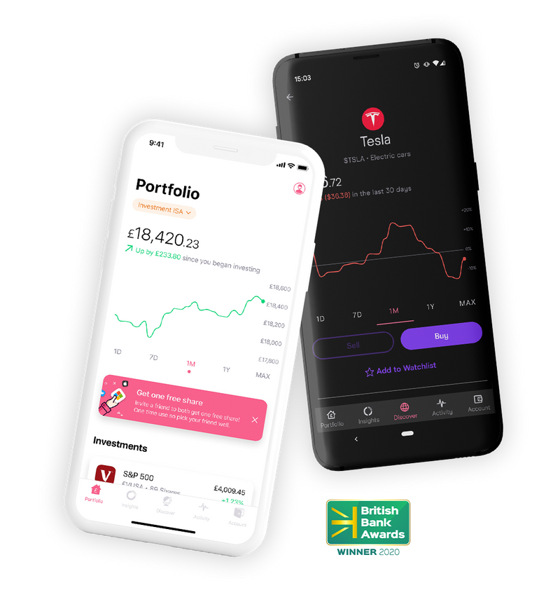 Freetrade Review - Mobile Trading App