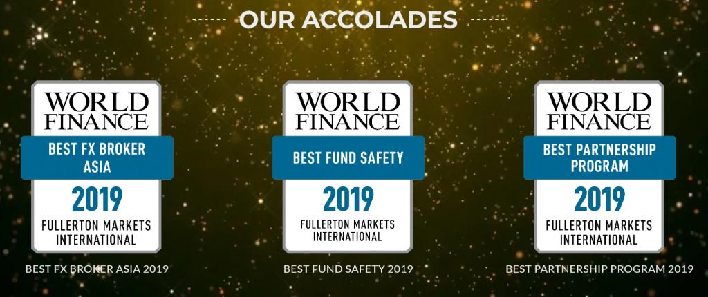 Fullerton Markets Review - Broker Awards