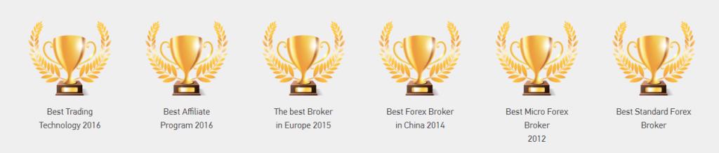Grand Capital Review - Broker Awards