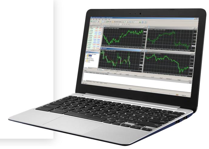 ICM Capital Review - MT4 Trading Platform