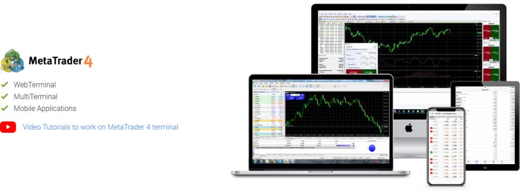 IFC Markets Review - MetaTrader 4 Platform