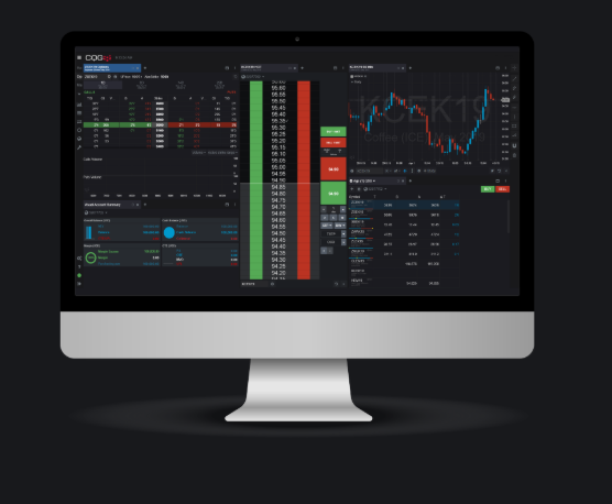 Infinox Review - CQG Trading Platform