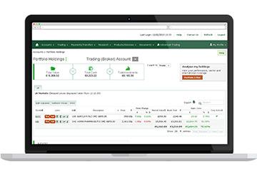 Internaxx Review - Web Trading Platform