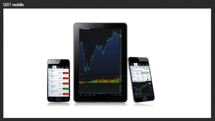 RCG Review - QST Trading Platform