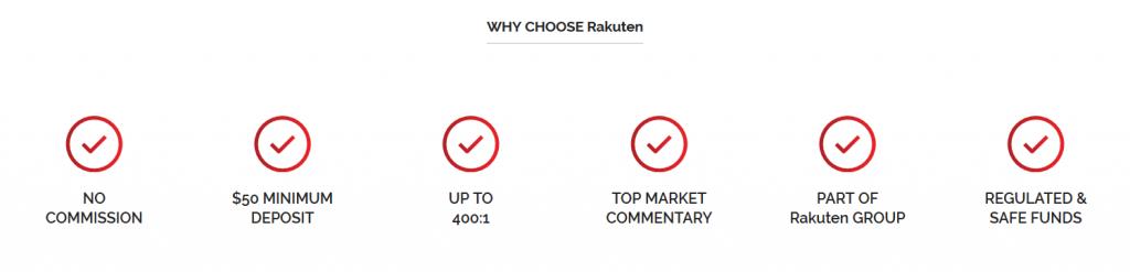 Rakuten Securities Review - Broker Features