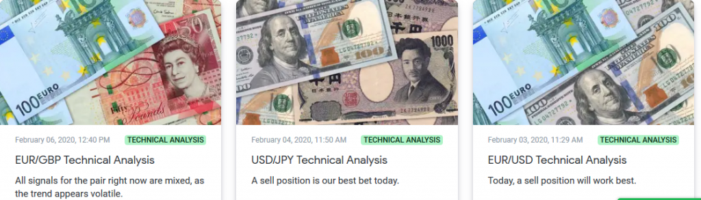 SuperForex Review - Market Analysis