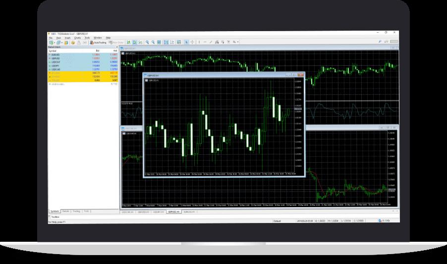 TIO Markets Review - MetaTrader Platforms