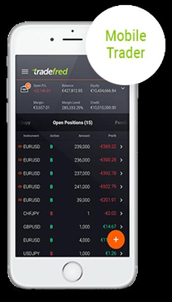 TradeFred Review - Mobile Trading Platform