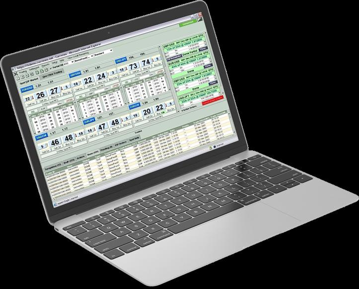 Tradeview Review - Currenex Trading Platform
