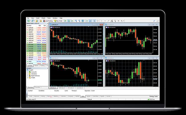 USGFX Review - MT5 Trading Platform