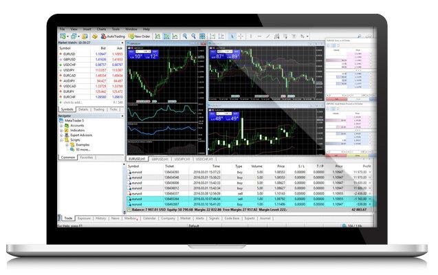 XBTFX Review - MetaTrader 5 Platform