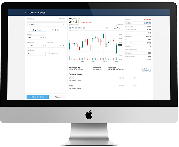 Zacks Trade Review - Client Portal