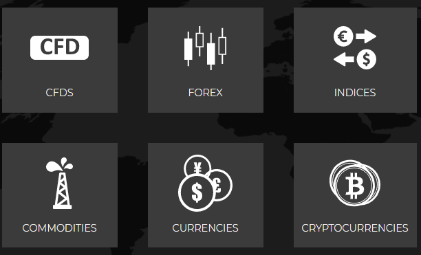 ASKoBID Review - Trading Instruments